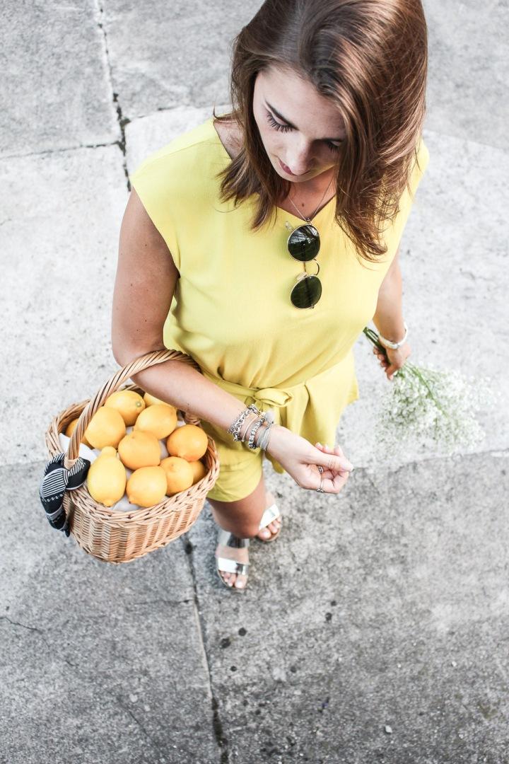 Trend: Zitronen Gelb